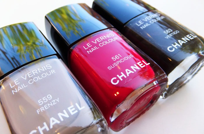 smalti chanel autunno 2012