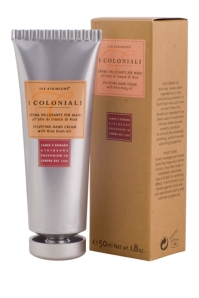 I-Coloniali-velveting-hand-cream-with-rice-bran-oil-tube