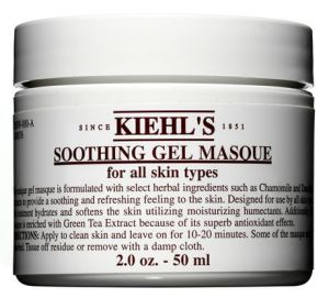 gel soothing masque