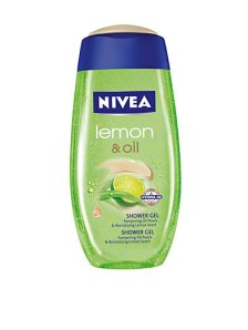 nivea lemon oil