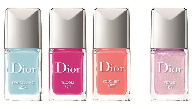 Dior Smalti Primavera 2014