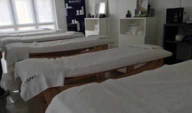 La stanza dei trattamenti e della formazione