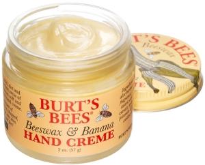 burts bees banana crema mani