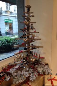 L'albero di Natale makeup