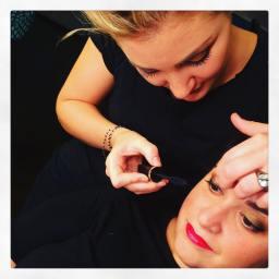 Al #trucco!!! #avon #likeafalse #avonlook #avonitalia #makeup