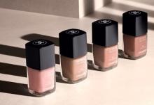 i quattro colori per le unghie