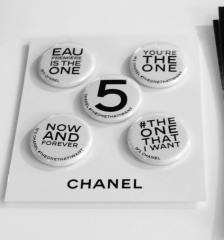 Le bellissime pins Chanel