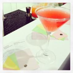Il cocktail dedicato a Chanel Chance Eau Vive. Frizzante e inedito come il profumo