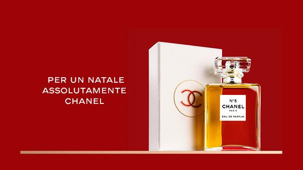 Chanel gli scrigni di Natale