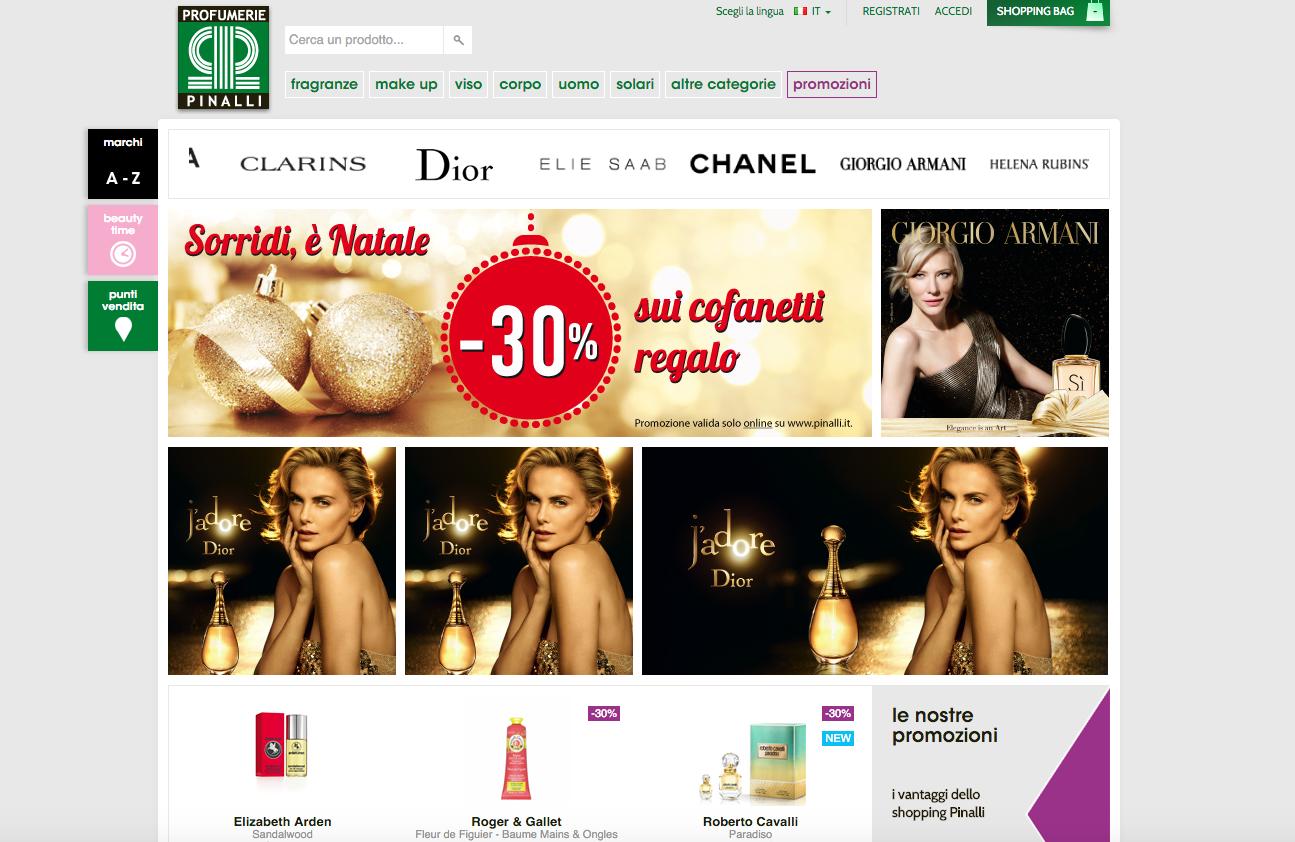 pinalli shop online