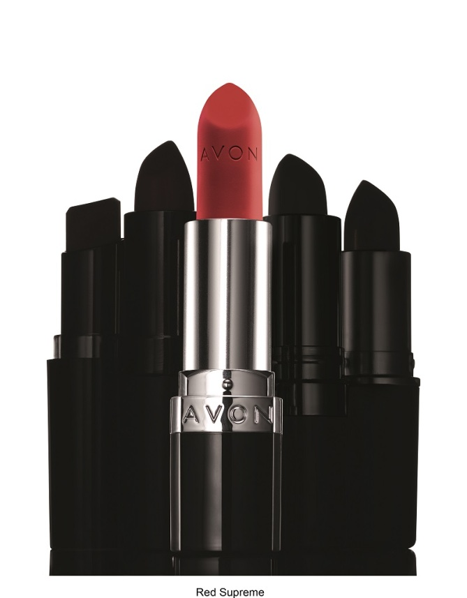 avon perfectly matte rossetto