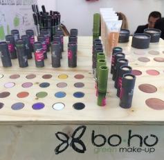 boho make up