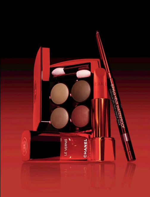 chanel rouge collection n.1