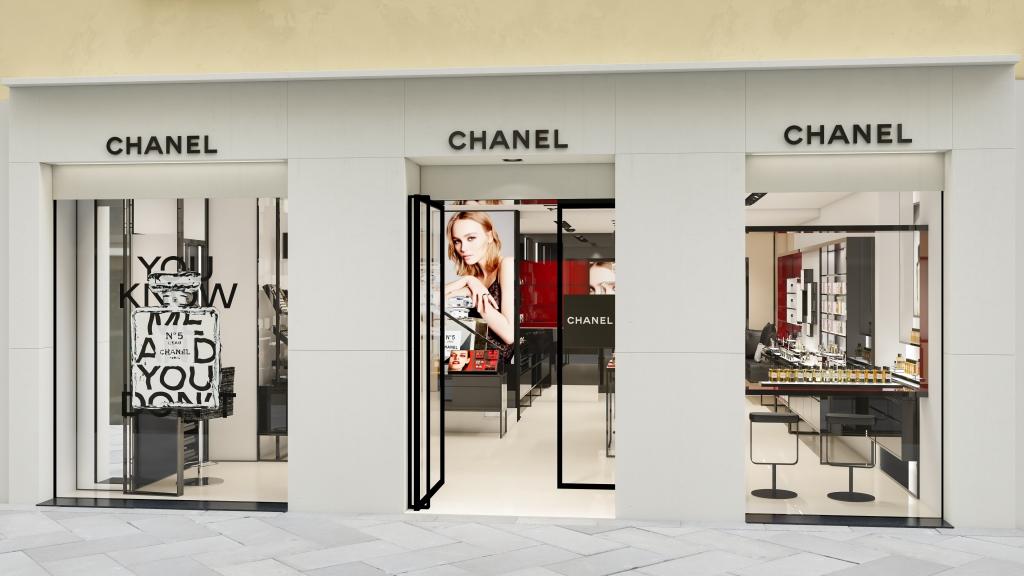 Chanel Negozio a Venezia