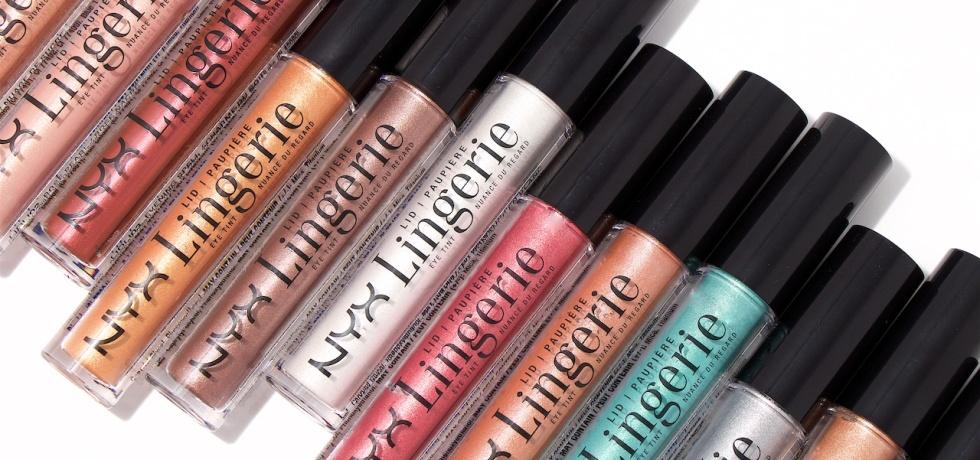 lid lingerie nyx cosmetics