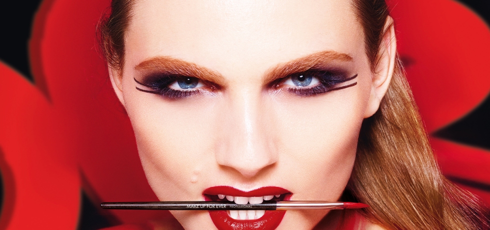 make up for ever trucco natale