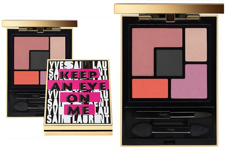 YSL Street Art Make up primavera 2017