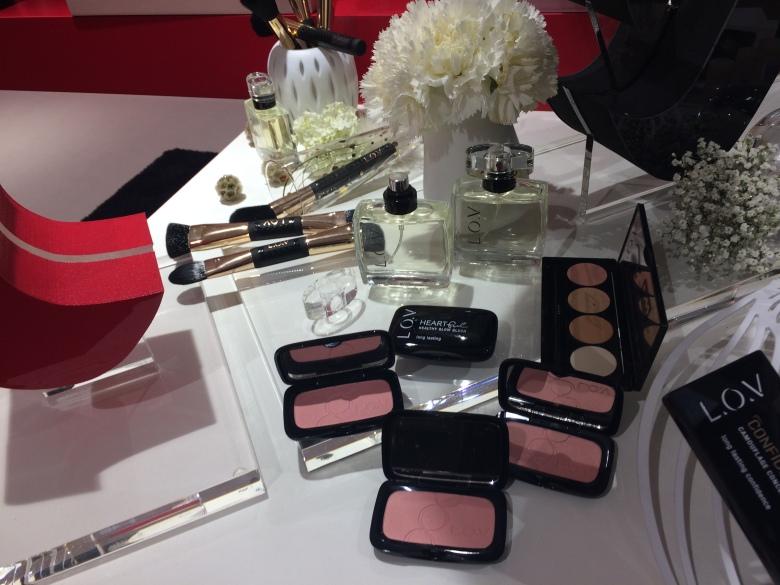 L.O.V Cosmetics Cosmoprof2017