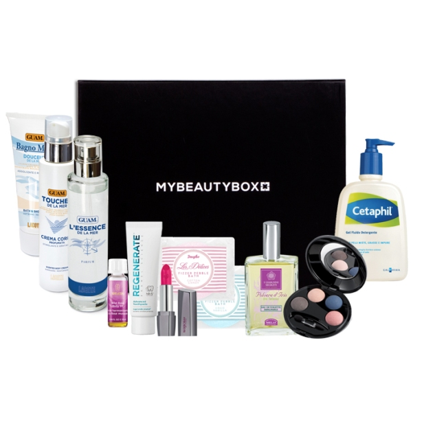 Beauty Box - MyBeautyBox