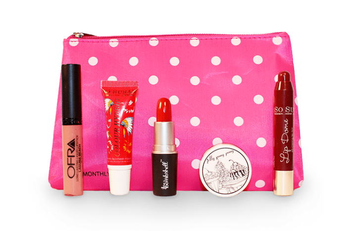 Beauty Box - Lip Monthly