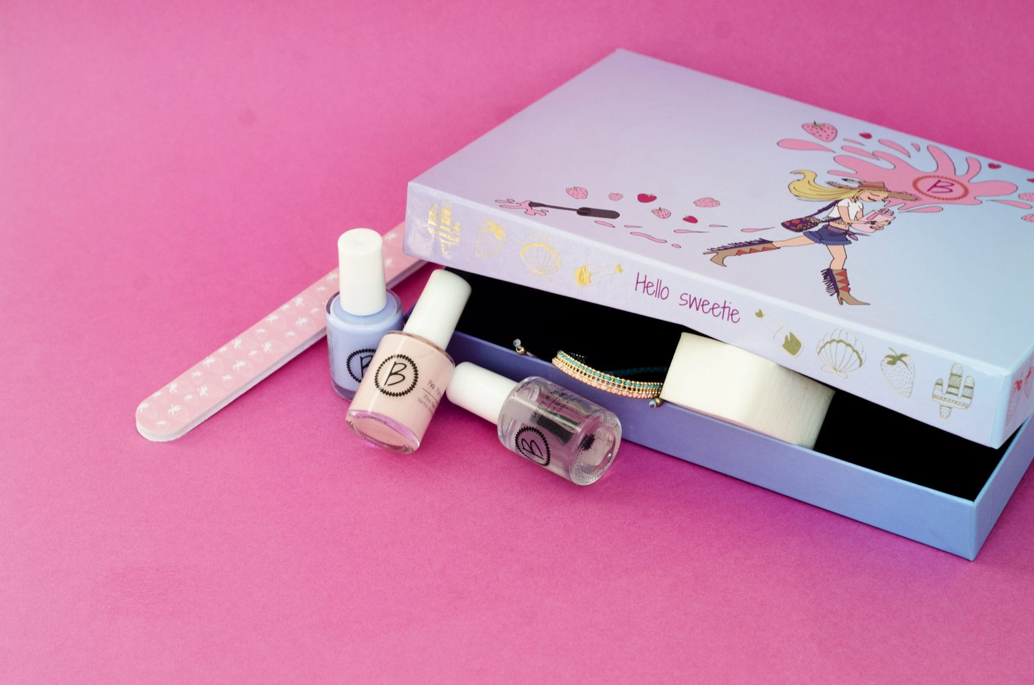 Beauty Box - Slider
