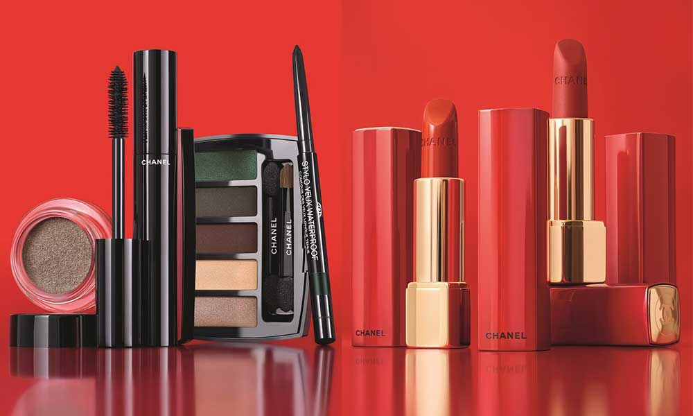 CHANEL Make Up Natale