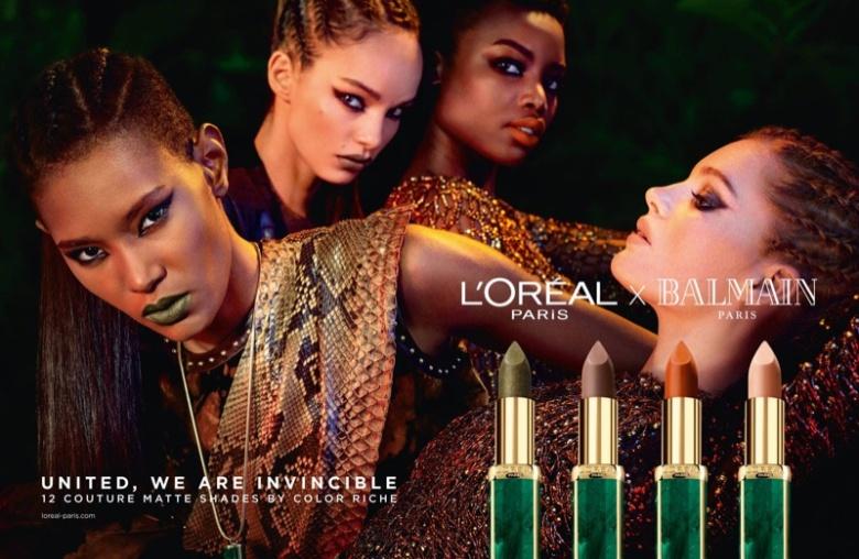 Balmain L'Oréal