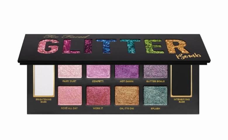 Palette Ombretti Autunno 2017 - Glitter