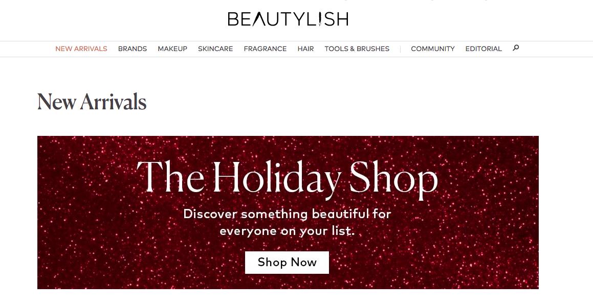 Beautylish screenshot