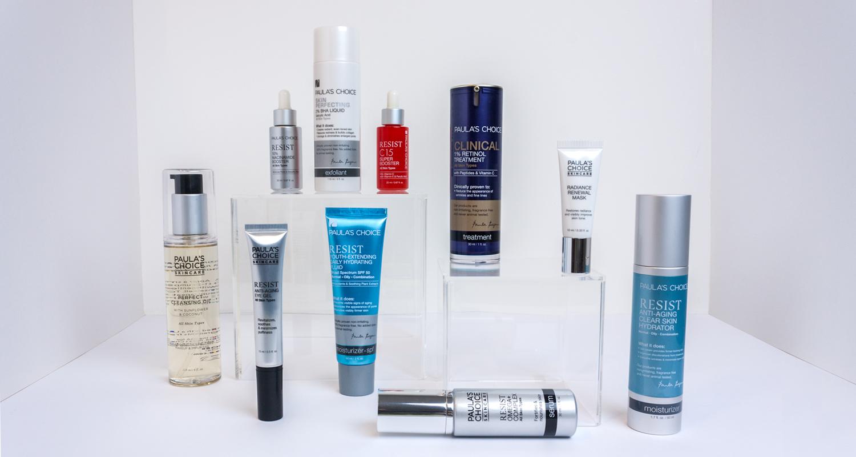 4 prodotti Paula's Choice della mia skincare routine   Blue