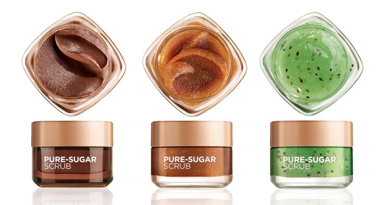 Sugar Scrub - L'Oréal