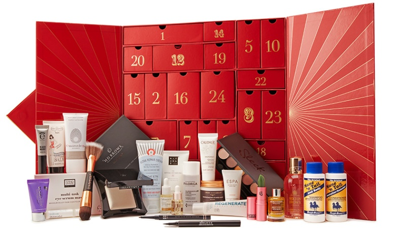 calendari avvento - Lookfantastic
