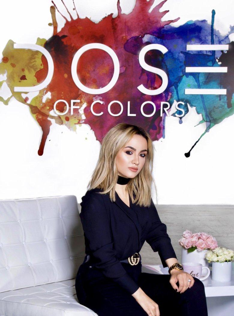 Dose of Colors Anna Petrosian